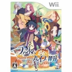 [100円便OK]【新品】【Wii】ファントム・ブレイブWii[お取寄せ品]