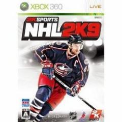 [100円便OK]【中古】【Xbox360】NHL2K9[お取寄せ品]