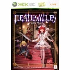 [100円便OK]【中古】【Xbox360】【通】デススマイルズ 通常版[お取寄せ品]