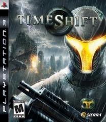[100円便OK]【新品】【PS3】PS3 TimeShift 【海外北米版】[在庫品]