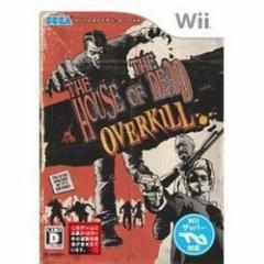 [100円便OK]【新品】【Wii】【通常版】ザ ハウス オブ ザ デッド :オーバーキル[お取寄せ品]