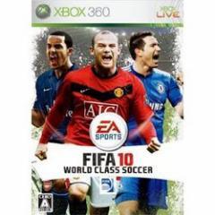 [100円便OK]【中古】【Xbox360】FIFA10 ワールドクラス サッカー[お取寄せ品]