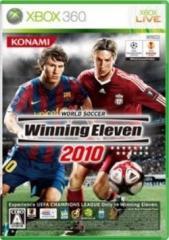 [100円便OK]【新品】【Xbox360】ワールドサッカーウイニングイレブン2010[お取寄せ品]