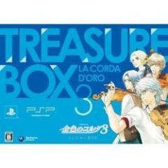 【新品】【PSP】【限T】金色のコルダ3 トレジャーBOX[お取寄せ品]