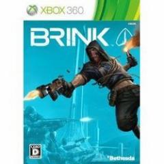 [100円便OK]【中古】【Xbox360】BRINK(ブリンク)[お取寄せ品]