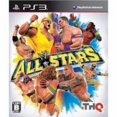 [100円便OK]【新品】【PS3】WWEオールスターズ[お取寄せ品]