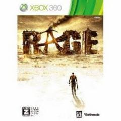 [100円便OK]【新品】【Xbox360】RAGE(レイジ)[お取寄せ品]