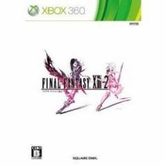 [100円便OK]【新品】【Xbox360】ファイナルファンタジー 13-2[お取寄せ品]