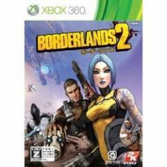 [100円便OK]【中古】【Xbox360】ボーダーランズ2[お取寄せ品]
