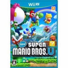 [100円便OK]【新品】【WiiU】New スーパーマリオブラザーズ U[在庫品]