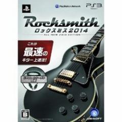 【新品】【PS3】【同梱版】ロックスミス2014 リアルトーンケーブル同梱版[お取寄せ品]