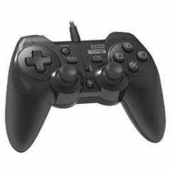 【新品】【PS3HD】ホリパッド3 ターボプラス ブラック[お取寄せ品]