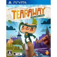 [100円便OK]【新品】【PSV】Tearaway はがれた世界の大冒険[お取寄せ品]
