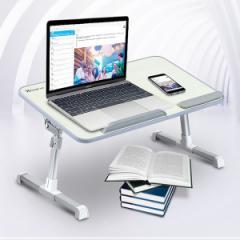 万能テーブル ラップトップ 拡張スタンド デスクトップ パソコン 角度調節 ノート 耐熱防止 PC 周辺機器 KARASHU