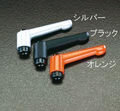 エスコ(ESCO) M12 雌ねじクランプレバー(オレンジ) EA948CC-25