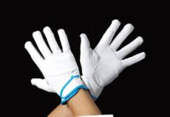 エスコ(ESCO) [LL] 手袋(牛革) EA353BE-33