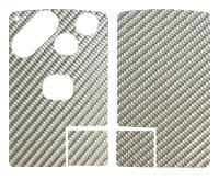 【20日〜24日はポイント10%】ハセプロ マジカルカーボン スマートキー専用カット マツダ マジョーラカラー(CKMA-2AD)