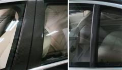 【20日〜24日はポイント10%】ハセプロ マジカルカーボン ピラーセット BMW 5シリーズ F10 2010.3〜(CPB-25)