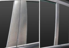 【20日〜24日はポイント10%】ハセプロ マジカルカーボン ピラースタンダードセット BMW 3シリーズ F30セダン 2012.1〜(CPB-28)