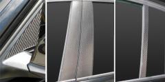 【20日〜24日はポイント10%】ハセプロ マジカルカーボン ピラーフルセット BMW 3シリーズ F30セダン 2012.1〜(CPB-F28)