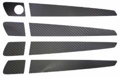 【20日〜24日はポイント10%】ハセプロ マジカルカーボン ドアノブ レクサス CT ZWA10系 2011.1〜2013.12(CDL-3)