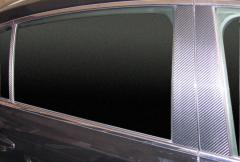 【20日〜24日はポイント10%】ハセプロ マジカルカーボン ピラーセット レクサス GS350/GS430/GS450(CPL-3)