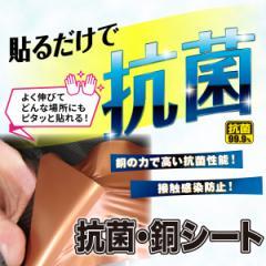 ハセプロ マジカルアート 抗菌・銅シート Mサイズ(CU-M)