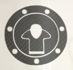 【20日〜24日はポイント10%】ハセプロ《マジカルカーボン》バイク用タンクキャップ KAWASAKI【7穴用】(レギュラーカラー)
