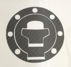 【20日〜24日はポイント10%】ハセプロ《マジカルカーボン》バイク用タンクキャップ SUZUKI【7穴用】(レギュラーカラー)