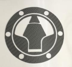 【20日〜24日はポイント10%】ハセプロ《マジカルカーボン》バイク用タンクキャップ KAWASAKI【6穴用】(レギュラーカラー)