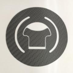【20日〜24日はポイント10%】ハセプロ《マジカルカーボン》バイク用タンクキャップ HONDA【0穴用】(レギュラーカラー)