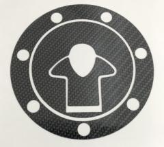 【20日〜24日はポイント10%】ハセプロ《マジカルアートシートNEO》バイク用タンクキャップ KAWASAKI【7穴用】 MSNBK-01