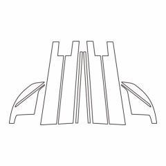 【20日〜24日はポイント10%】ハセプロ《マジカルアートシートNEO》ピラーフルセット バイザーカットタイプ トヨタ ライズ A200系