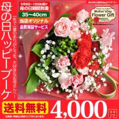 母の日 フラワーギフト プレゼント 遅れてごめんね カーネーション ハッピーブーケ 花束 送料無料