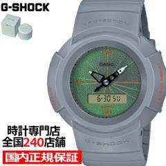 G-SHOCK Gショック MUSIC NIGHT TOKYO AW-500MNT-8AJR メンズ 腕時計 電池式 アナデジ ライトグレー 国内正規品 カシオ