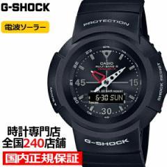 G-SHOCK Gショック AWG-M520-1AJF メンズ 腕時計 電波ソーラー アナデジ ブラック 国内正規品 カシオ