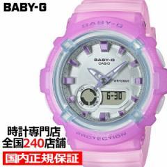 BABY-G ベビーG BGA-280-6AJF レディース 腕時計 電池式 アナデジ 樹脂バンド ピンク スケルトン 国内正規品 カシオ