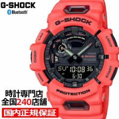 G-SHOCK Gショック G-SQUAD アーバンスポーツ GBA-900-4AJF メンズ 腕時計 電池式 Bluetooth アナデジ 国内正規品 カシオ
