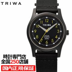 9月17日発売 TRIWA トリワ TIME FOR OCEANS タイムフォーオーシャン 日本限定モデル TFO110-CL150101 メンズ レディース 腕時計 クオーツ