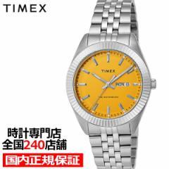 10月20日発売 TIMEX タイメックス Waterbury Legacy ウォーターベリー レガシー TW2V18000 メンズ 腕時計 電池式 クオーツ ゴールデンサ