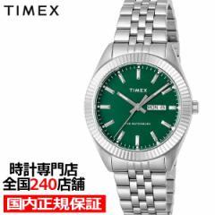 10月20日発売 TIMEX タイメックス Waterbury Legacy ウォーターベリー レガシー TW2V18100 メンズ 腕時計 電池式 クオーツ ビリヤードグ