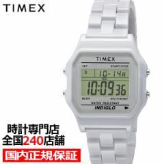 9月17日発売 TIMEX タイメックス クラシックタイルコレクション 限定モデル TW2V20100 メンズ 腕時計 電池式 クオーツ デジタル 樹脂バン