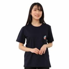 ドラえもん 半袖 ポケット付き Tシャツ Doraemon 大人用 男女兼用 送料無料