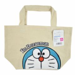 ドラえもん さがら刺繍 ランチバッグ  Im Doraemon 弁当 水筒 手提げ 送料無料