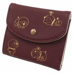 ドラえもん コンパクト財布 ミニウォレット 小銭入れ付き Doraemon 送料無料