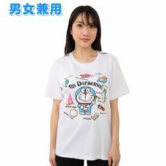 ドラえもんグッズ 半袖 Tシャツ Im Doraemon ひみつ道具が沢山 男女兼用 大人用 送料無料