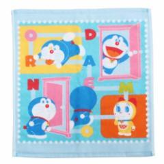 ドラえもんグッズ ハンドタオル シャーリングプリントウォッシュタオル どこでもドア Doraemon