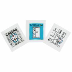 ドラえもん おしぼりタオル3P 【Im Doraemon】 3枚セット