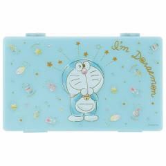 ドラえもん 抗菌仕切り付マスクケース  Im Doraemon きらきらパステル ハードケース