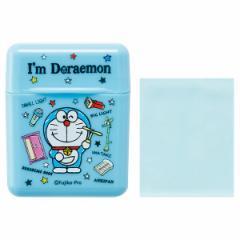 ドラえもん 紙せっけん 50枚入  Im Doraemon ひみつ道具 ハンドソープ 石鹸 携帯用 ケース入り